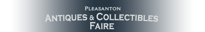 Pleasanton Antique Faire Logo